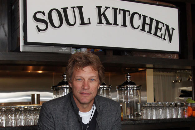 Jon Bon Jovi Soul Kitchen Restaurant Prices Menu