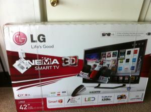 It is a nice TV