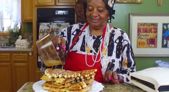 Southern Style Fried Chicken & Waffles!