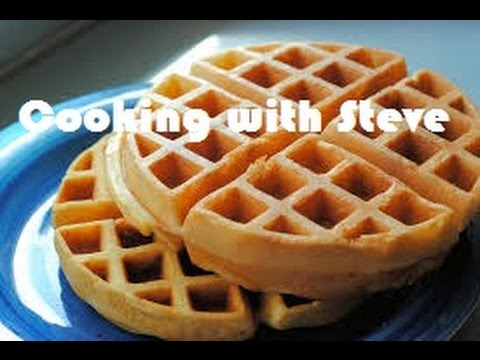 WHO THINKS OF WAFFLES AND GRAVY?!! LEARN HOW ON THIS INSANE VIDEO!!!!!