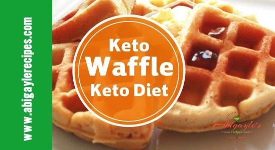 keto waffles | Abigayle Keto diet | The BEST KETO