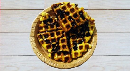 Waffle Recipe | Home Food Ideas