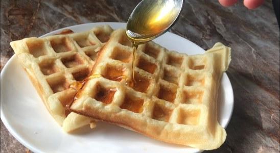 Classic waffles recipe waffle recipe