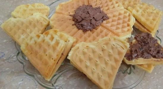 Homemade waffles Recipe - waffle Recipe - Best and Easy wafflesrecipe