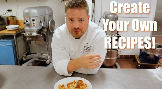 Sourdough Waffle Recipe Creation | How to Create Your Own Recipe From Start to Finish