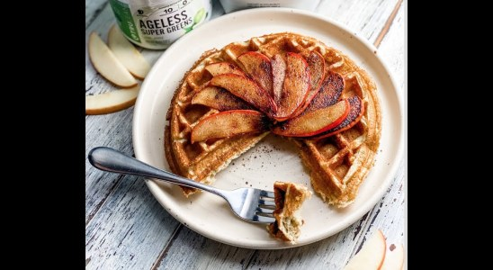 Eat waffles, burn fat! Protein Waffle Recipe!