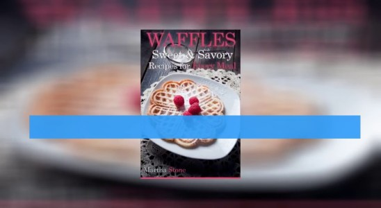 Best Reviews - Waffles: Sweet & savory recipes for every meal