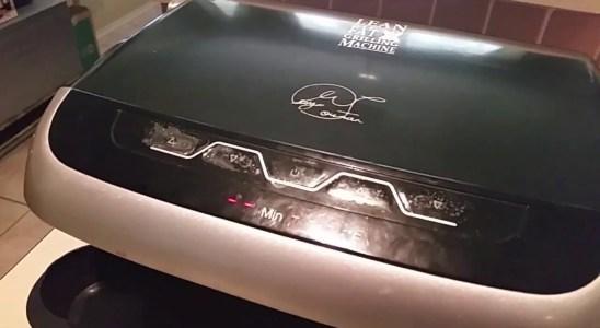 KETO Waffles - George Foreman Grill - KETO Recipe - Low Carb Recipe