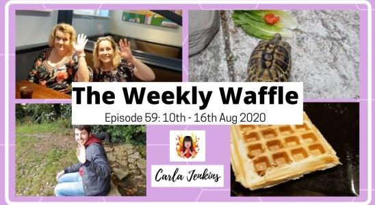 THE WEEKLY WAFFLE EP 59 - White Stripes & Waffles!