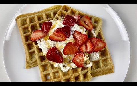 Best Waffle recipe in the world!