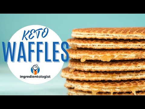 Keto Waffles recipe that you need to try TODAY