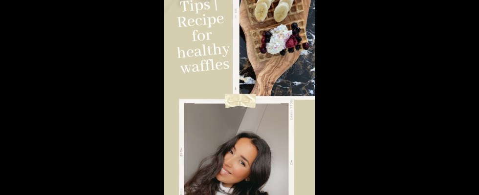 # Vlog22 Common weight loss mistakes | Recipe for healthy waffles