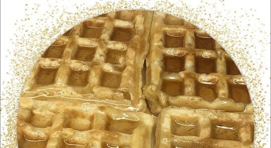 How to make Waffles|Homemade Recipes