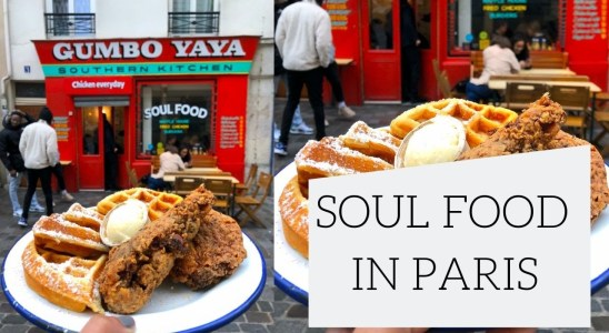 SOUL FOOD FRIED CHICKEN and WAFFLES IN PARIS. Homemade Southern Recipe & interview with the CHEF