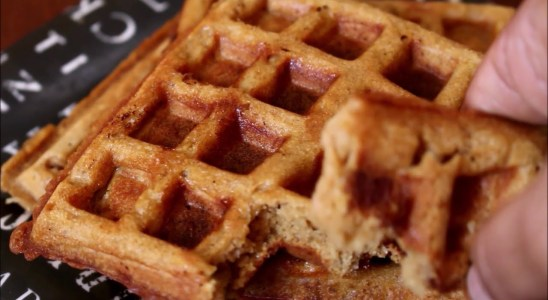 Sweet Dosa Waffles Recipe
