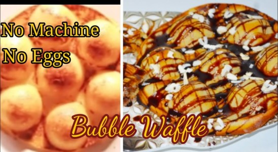 Chocolate Waffles Recipe/Instant No Machine Sandwich Maker Waffles Recipe/Kids Special Waffles recip