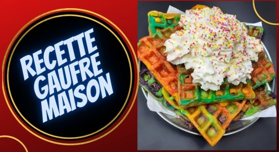 GAUFRES MOELLEUSES - MORE QUICK AND EASY WAFFLE RECIPE - [Recette simple et facile]