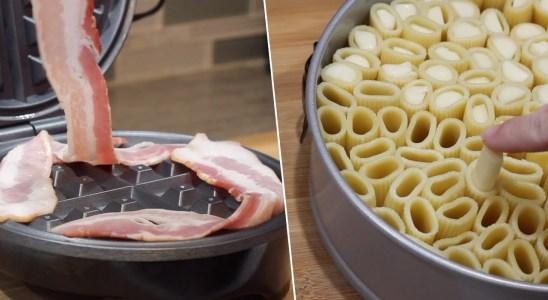I Tested Unholy Tiktoks- Bacon Waffle, String Cheese Rigatoni (Honeycomb) Pie