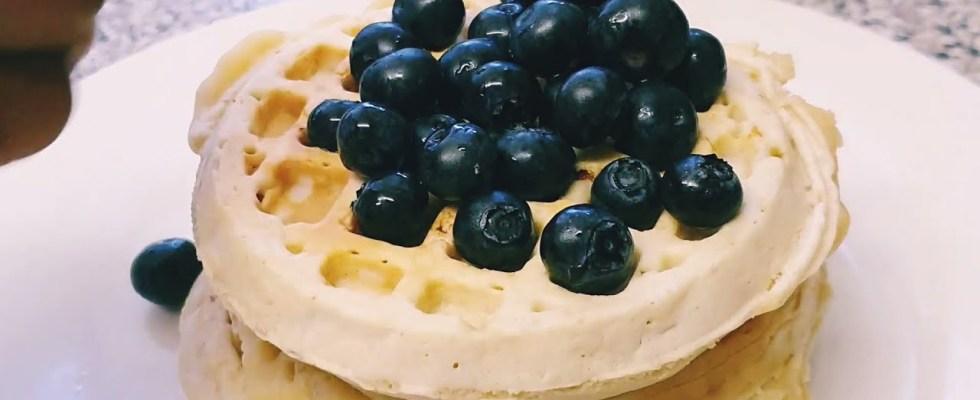 #belgianwafflerecipe How to Make Authentic Belgian Waffles