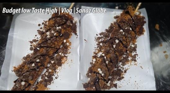 How to Make the Best Waffles | Waffles recipe | Budget low Taste High | Vlog | Sanaz Globe
