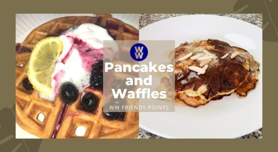 WW| Pancakes and Waffles! Plus giveaway Winners!