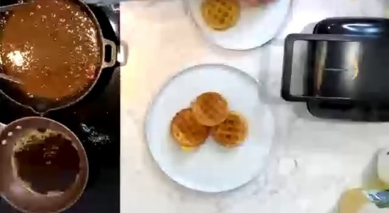 Chicken & Waffles Recipe: The Chef's Pantry With Anna Rossi