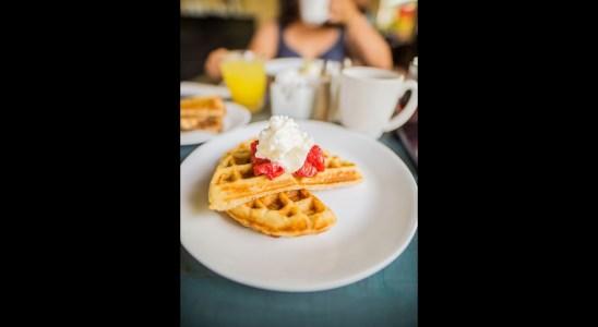 Waffles Recipe | Keto Waffles | Keto | #shorts