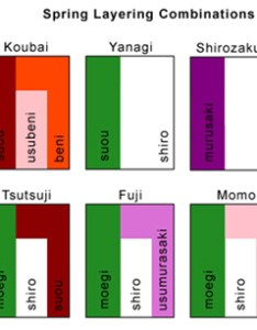 The following charts show you japanese also color names rh wafuku wordpress