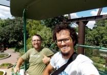 Sky-ride, Henry Doorly Zoo, Omaha, NE.