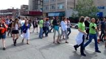 Dyke March, 2013, Chicago, IL