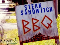 I do love me some steak sandWITCHes from time to time.