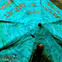 Harbert, MI - Umbrella Festival.