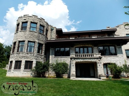 La maison d'Henri Ford.