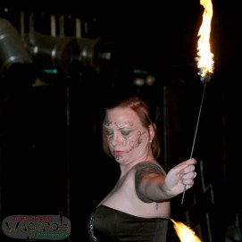 The Fire of Charlie Mae, Token Lounge - Copyright Robert Hartwig 2013, wagarob.wordpress.com