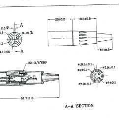 Xlr Connector Wiring Diagram 7 Pin Plug 3 Black Male