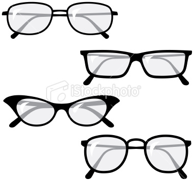 Glasses, glasses, glasses, but none to help me see through the confusion of dancing and doubling of sites, scenes and texts!