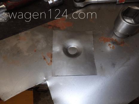 metal sheet ready