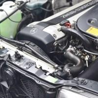 Riemenspanner erneuern 300CE 24V M104