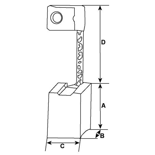 Wiring Bosch Diagram Alternator Tba0004. . Wiring Diagram
