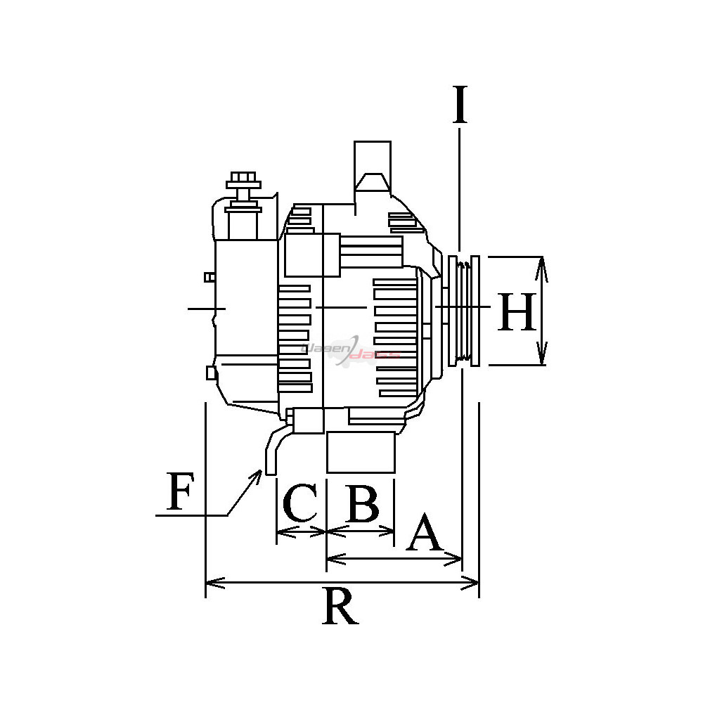 Delco Alternator Wiring Diagram Massey Ferguson 150
