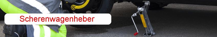 Scherenwagenheber im Vergleich