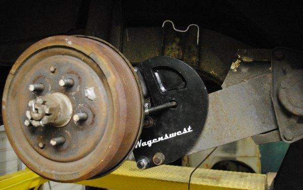 1968-79 4.5 inch rear drop plates.-484