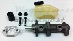 1955-67 Dual circuit bus master cylinder kit -0