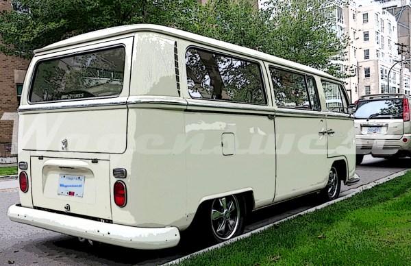 "1968-79 VW bus lowering kit, the ""slam bay special""-555"
