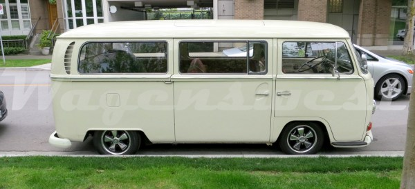"1968-79 VW bus lowering kit, the ""slam bay special""-559"