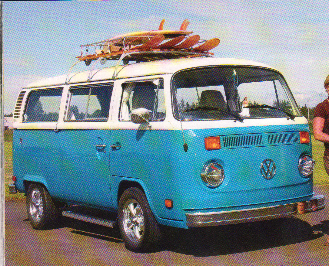 197172 Volkswagen bus dropped spindles 25 inch made in
