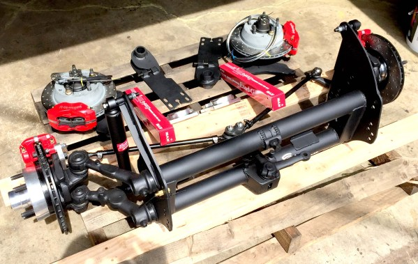 Wagenswest complete 1968-79 suspension kit