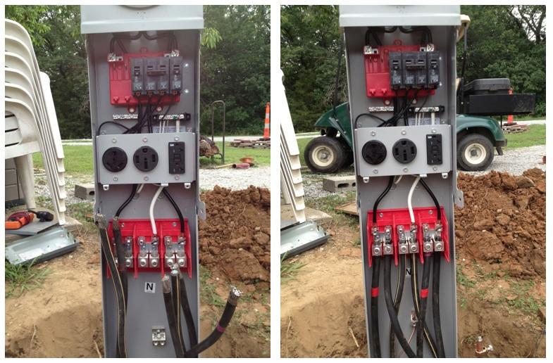 50 Amp Rv Plug Wiring Diagram 50 Amp Wiring Diagram That Makes Rv