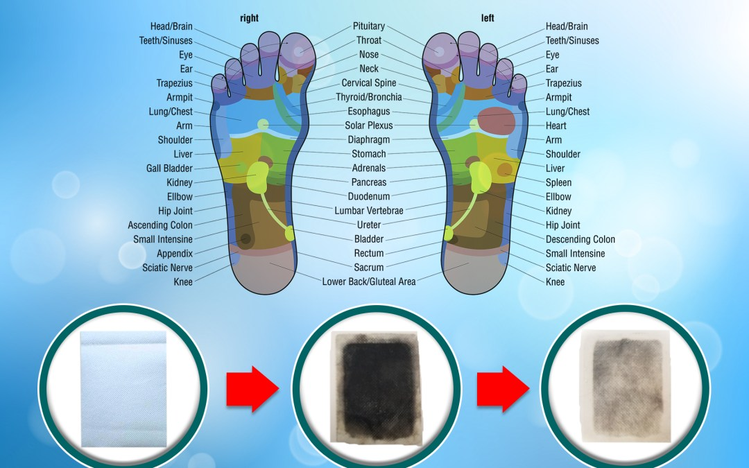 Detox Your Body Using Detox Foot Patches