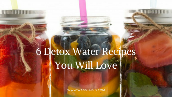 6 Detox Water Recipes You Will Love